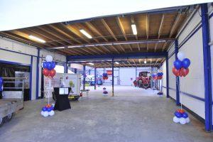 Feestelijke opening van onze nieuwe locatie aan de Neutronweg 1 in Hoorn.